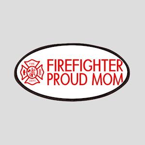 Firefighter: Proud Mom (Florian Cross) Patch