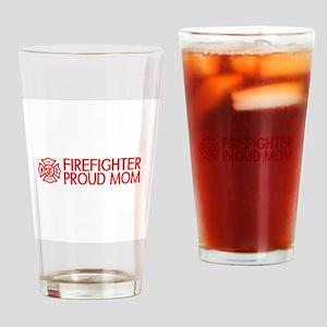 Firefighter: Proud Mom (Florian Cross) Drinking Gl