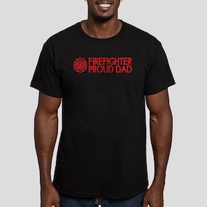 Firefighter: Proud Dad (Florian Cross) T-Shirt