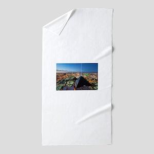 Las Vegas Beach Towel