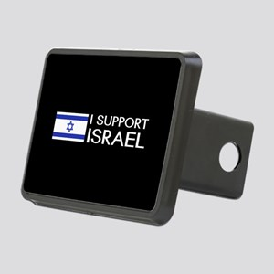 I Support Israel (Black) Hitch Cover