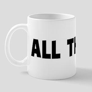 All thumbs Mug