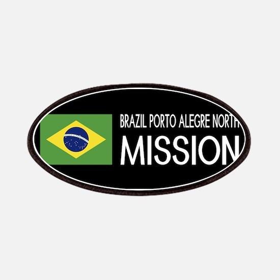 Brazil, Porto Alegre North Mission (Flag) Patch