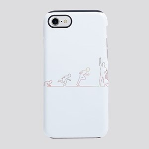Boy Childhood Ambition and iPhone 8/7 Tough Case
