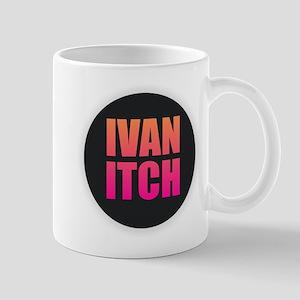 Ivan Itch Mugs