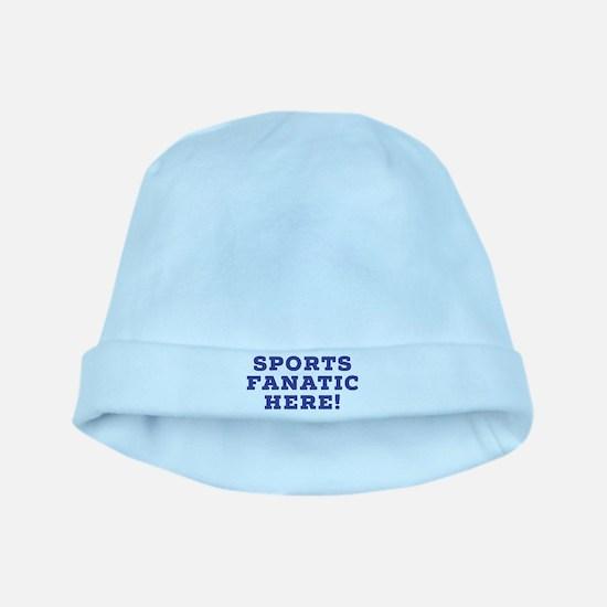 Sports Fanatic baby hat