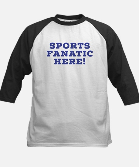 Sports Fanatic Baseball Jersey