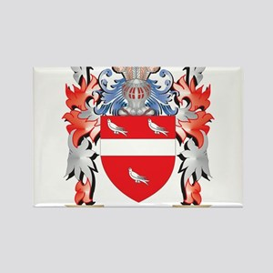 Ashbury Coat of Arms - Family Crest Magnets