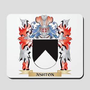 Ashton Coat of Arms - Family Crest Mousepad