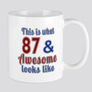 87 Awesome Birthday Designs Mug