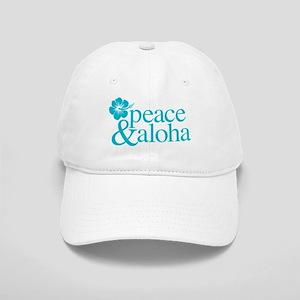 Peace & Aloha Hawaii Cap