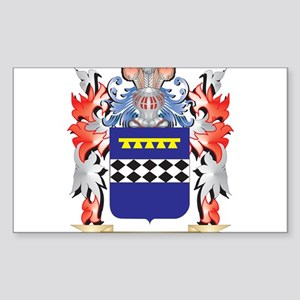 Auty Coat of Arms - Family Crest Sticker