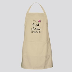 Nail Artist Personalized Gift Apron