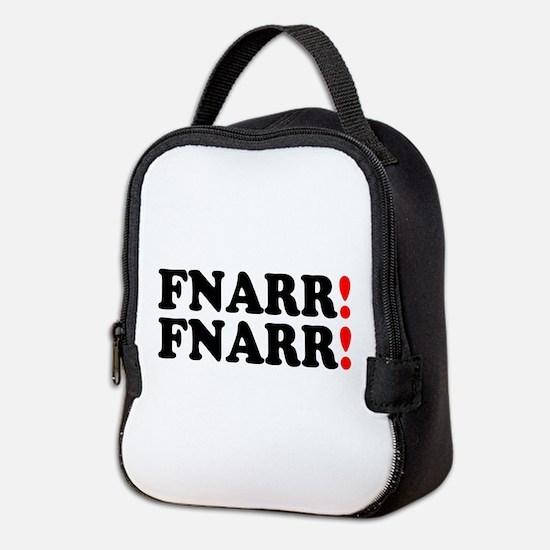 FNARR FNARR - VIZ SPEAK Neoprene Lunch Bag