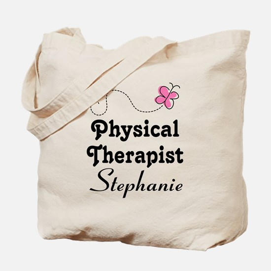 Physical Therapist Personalized gift Tote Bag