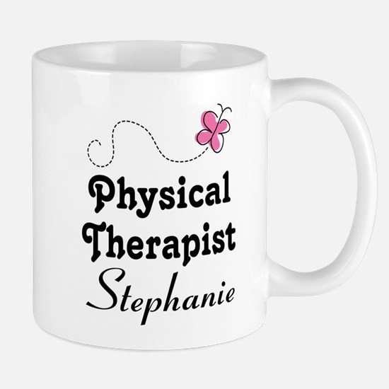 Physical Therapist Personalized gift Mugs