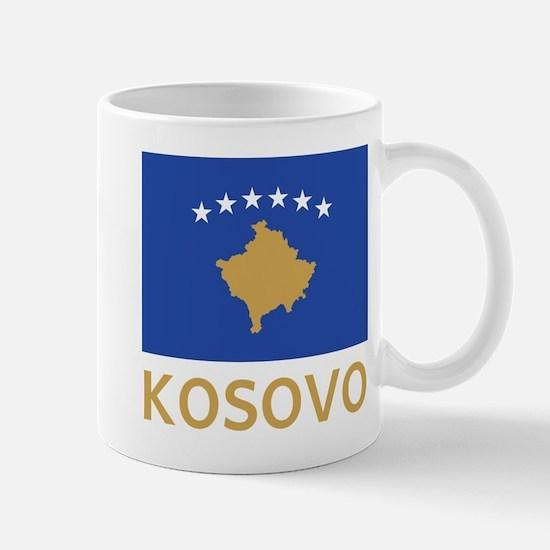Kosovo Mugs