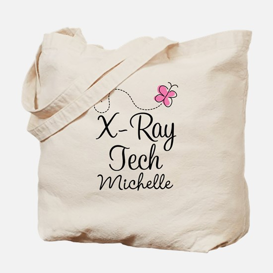 X-Ray Tech Personalized Tote Bag