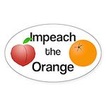 Impeach The Orange Sticker