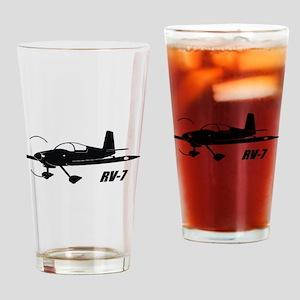 RV-7 TD Slider Drinking Glass