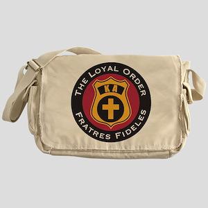 Kappa Alpha The Loyal Order Messenger Bag