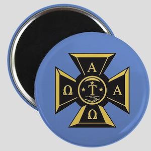 Alpha Tau Omega Emblem Magnet