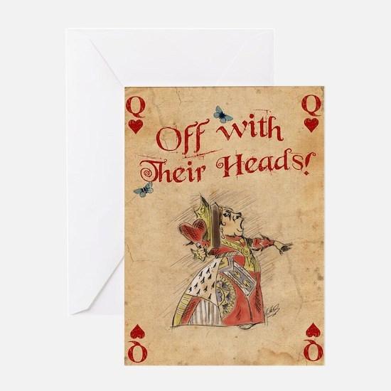 Unique John tenniel Greeting Card