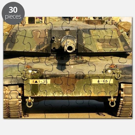 M1A1 Main Battle Tank B.png Puzzle