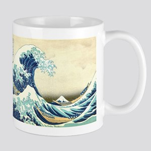The Great Wave off Kanagawa Mugs