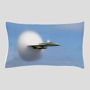 F/A 18 Sonic Boom Pillow Case
