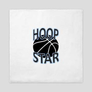 Hoop Star Queen Duvet