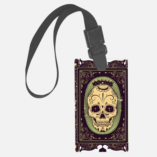 Unique Cool art Luggage Tag
