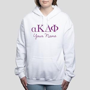 Alpha Kappa Delta Phi Pe Women's Hooded Sweatshirt