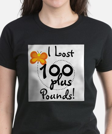 I Lost 100 Plus Pounds T-Shirt