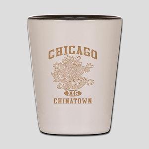 Chinatown, Chicago Shot Glass
