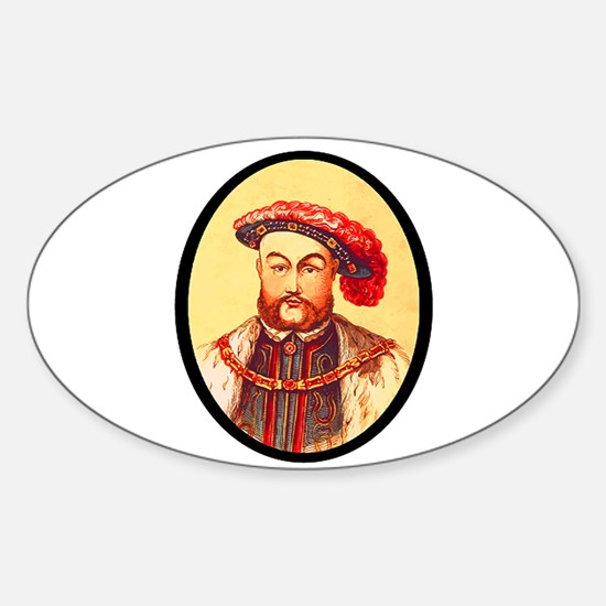 HENRY Decal