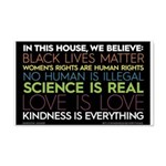 #inthishouse Simple 20x12 Wall Decal