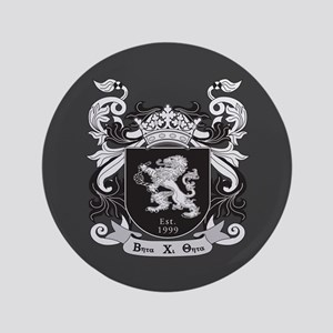 Beta Chi Theta Crest Button