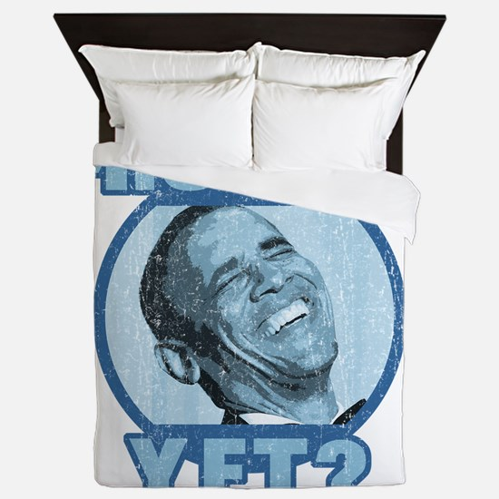 Unique President barack obama occasions Queen Duvet