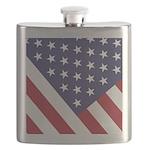 American Flag Flask --