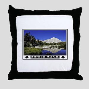 SEQUOIA Throw Pillow