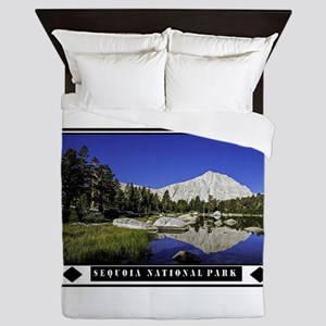 SEQUOIA Queen Duvet