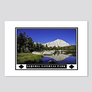 SEQUOIA Postcards (Package of 8)