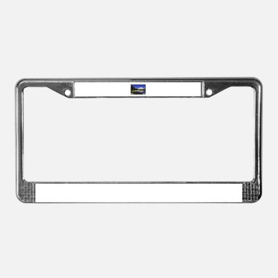 SEQUOIA License Plate Frame