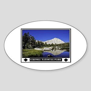 SEQUOIA Sticker