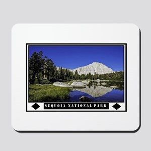 SEQUOIA Mousepad
