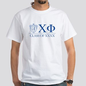 Chi Phi Fraternity Letters and Crest Class of Pers