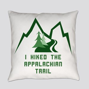 Hike the Appalachian Trail Everyday Pillow