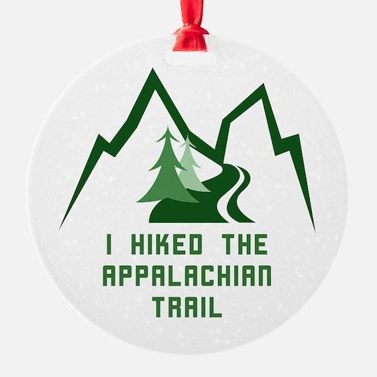 Hike the Appalachian Trail Ornament