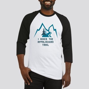 Hike the Appalachian Trail Baseball Jersey